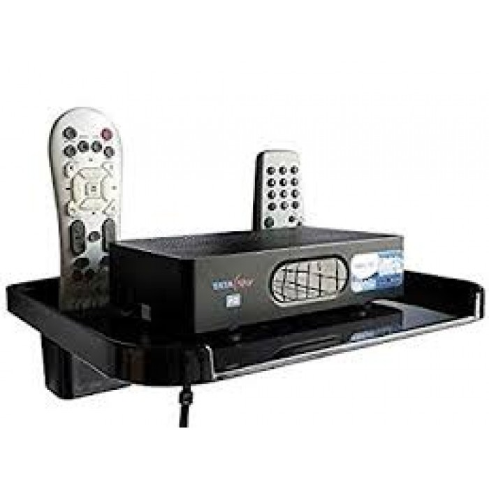 Buy Cash On Delivery Set Top Box Stand/Wall Mount & Remote Holder