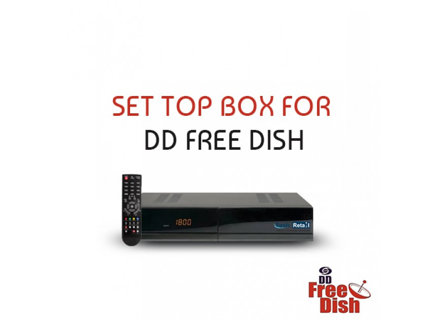 Howmany channels in Receive in iCAS DD Freedish Set-Top Box?