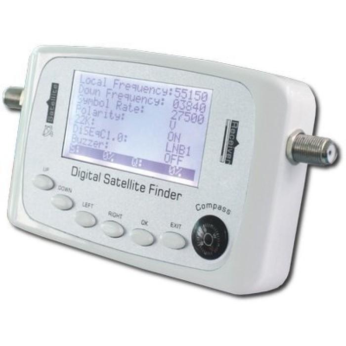 Buy Cash On Delhivery SF-500 Digital Satellite Finder signal
