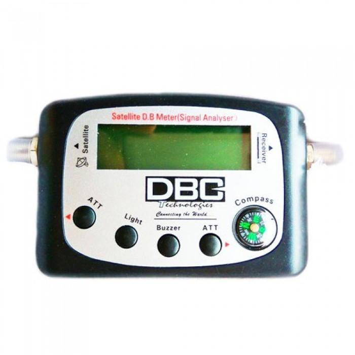 dbc digital satellite signal finder meter for sat dish antenna. Black Bedroom Furniture Sets. Home Design Ideas